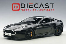AUTOART 70253 ASTON MARTIN V12 VANTAGE S 2015, JET BLACK 1:18TH SCALE