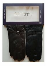 SCOTT gant homme cuir véritable