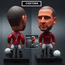 Statuina movable ERIC CANTONA #7 MANCHESTER UNITED football action figure 7 cm
