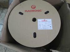 "Plastronic PLF100 1/2"" 50 meter 12.7mm 6.3mm Polyolefin Heat Shrinkable Tubing"