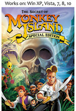 The Secret of Monkey Island Special Edition PC Game