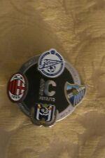 Pin FC Zenit-milan, Málaga, liga de campeones grupos de juego. .2012/13