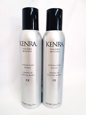 Kenra Volume Mousse #12 8-Ounce (pack of 2)