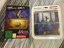 NEW NINTENDO 3DS XL Zelda majora's mask 3d edition