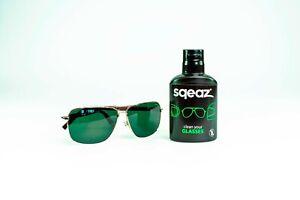 Brillenreiniger für Seh-, Sport-, Sonnen- und Schutzbrillen - SQEAZ Glasses