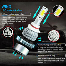 9AFF 9006/HB4 Bulbs Car Led Headlight LED Headlight COB LED Fog Light Auto