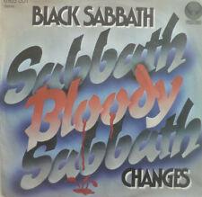 "7"" 1973 ROCK GERMAN PRESS RARE IN MINT-! BLACK SABBATH : Sabbath Bloody Sabbath"