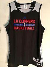 Adidas Reversible NBA Jersey Los Angeles Clippers Team Black sz 2X