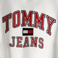 Tommy Hilfiger Jeans 90s Capsule Sweatshirt Embroidered