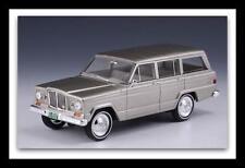wonderful modelcar JEEP WAGONEER 1962 - beige metallic - scale 1/43 - lim.ed.