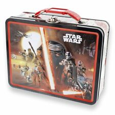 Star Wars Large Embossed Lunch Box The Force Awakens
