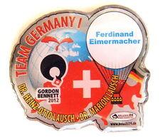BALLON Pin / Pins - GORDON BENNETT SWISS 2012 / TEAM GERMANY I [4014]