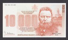 GERMANY  10000 Mark ND   UNC  READER'S DIGEST - PROPAGANDA NOTE