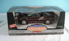 Ertl American Muscle 1/18 Scale Diecast Model, 1996 Firebird Trans Am, 1995, MIB