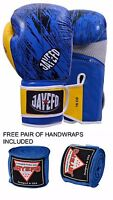PRO BOXING GLOVES GEL PUNCHING BAG SPARRING GLOVES MUAY THAI KICK BOXING MMA