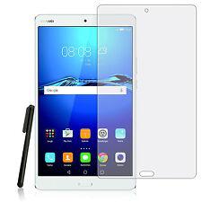 3x HD Klar Display Schutzfolie f. Huawei Mediapad M3 8.4 Tablet Folie +Pen