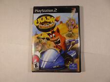 Crash Nitro Kart Sony PlayStation 2 PS2 Box Only Very Good