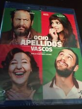 Ocho Apellidos Vascos  The Spanish Affair (Blu-ray) Factory Sealed