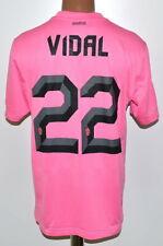 JUVENTUS ITALY 2011/2012 AWAY FOOTBALL SHIRT JERSEY NIKE #22 VIDAL SIZE M ADULT
