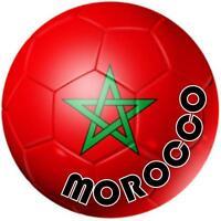 Sticker Renault Sport Dreapeau Maroc Morocco  Clio Megane Captur clé carte 7003