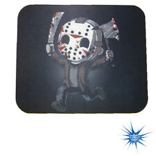 Little Jason Voorhees  Anti Slip PC Gamer Picture Mouse Pad