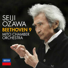 Seiji Ozawa - Beethoven Sym No. 9/Mito CO (NEW SEALED CD)