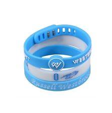Silicon Sports Set 3 Bracelet Rusell Westbrook Basketball adjustable Wristband