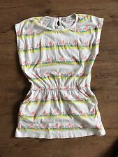 French Connection Age 10/11 Years White Pattern Dress Tunic Top