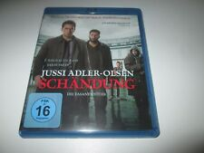 Schändung (Jussi Adler-Olsen) / Blu-Ray