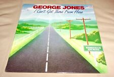 George Jones : I Can't Get There From Here Sealed LP
