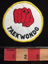 Martial Arts TAEKWONDO Patch ~ Tae Kwon Do S60F