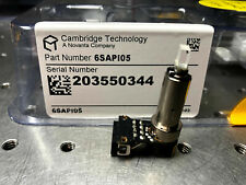 2 New Cambridge 6210h Laser Galvanometer With673xx Driver Cables Galvo Scanner 05