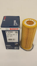 BMW 320D TD E46 1995cc Oil Filter 2001-2007 150 Bhp Genuine Bosch