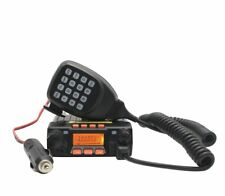 TalkPod Dual Band VHF & UHF 35 Watt Mobile Radio Amateur Ham MURS Cable+Software