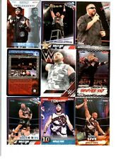 Bubba Bully Ray Dudley Wrestling Lot of 9 Different Trading Cards WWE TNA BR-D1
