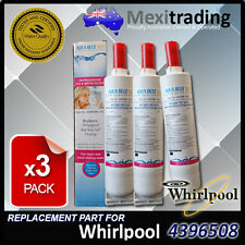 3x Whirlpool  4396508 Replacement  Water &Ice make  Filter
