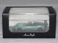 Fronti Art HO-12 Aston Martin Vulcan - grün metallic / green met. 1:87 NEU + OVP