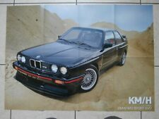 POSTER BMW M3 SPORT EVO  & 82 x 58 cm &