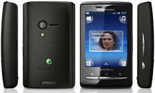 Sony Ericsson Xperia X10 mini Black 3G WIFI Android OS free shipping