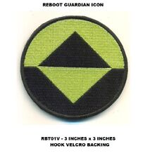 REBOOT: THE GUARDIAN CODE HOOK BACK PATCH - RBT01V