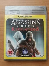 Sony Playstation 3 PS3 - Assassins Creed Revelations - New Sealed - Free UK P&P