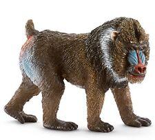 Mandril Macho Schleich 14715 Nuevo Mono Primate