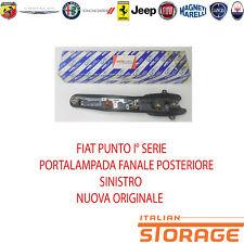 FIAT PUNTO 1° SERIE PORTALAMPADA FANALE POSTERIORE SINISTRO ORIGINALE 9946137
