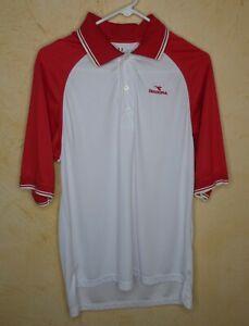 Diadora DIADRY Polo Shirt Men's Size Medium