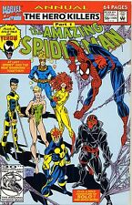 1992 AMAZING SPIDER-MAN #26 ANNUAL (PLUS A SOLO VENOM STORY) MARVEL COMICS VF-NM