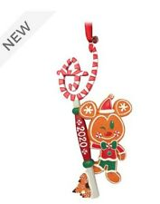 Disney Mickey Mouse Gingerbread Christmas Tree Ornament 2020