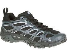 New Merrell J35433 Moab Edge Black / Grey Men's Hiking Shoes 10 US