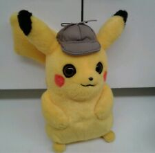 2019 Pokemon Detective Pikachu Movie Plush Doll Soft Figure Toy