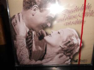 5 neue CD`s, Schlager der 30iger und 40iger Jahre, originalverpackt