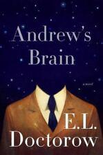 Andrew's Brain by E. L. Doctorow (2014, Hardcover)